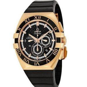 Reloj Omega para hombre caucho