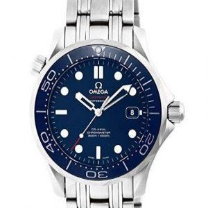 Reloj Omega para hombre de color plata