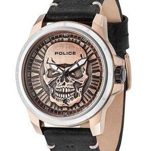 Reloj Police para hombre calavera