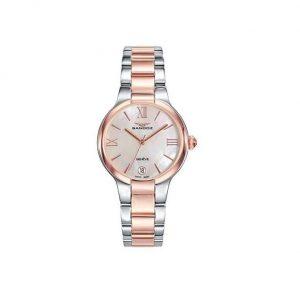 Reloj Sandoz mujer bicolor