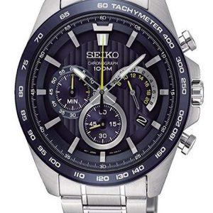 Reloj Seiko para hombre cronógrafo