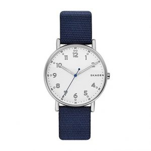 Reloj Skagen hombre azul