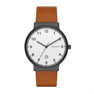 Reloj Skagen hombre marrón