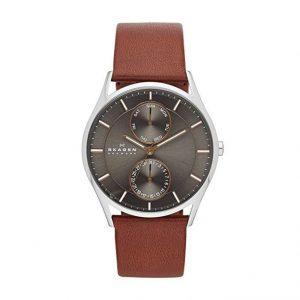 Reloj Skagen hombre piel