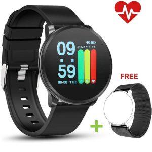 Reloj smartwatch para mujer con notificaciones