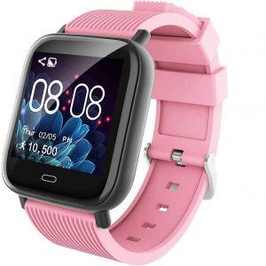 Reloj smartwatch para mujer deportivo