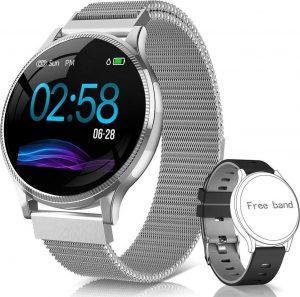 Reloj smartwatch para mujer elegante