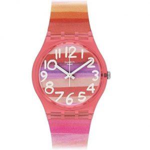 Reloj Swatch mujer plástico de calidad