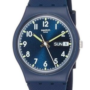 Reloj Swatch para hombre azul