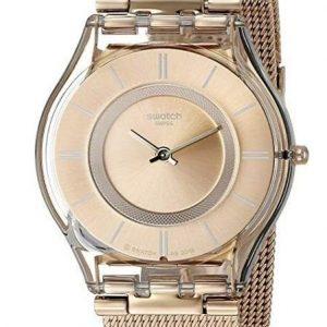 Reloj Swatch para hombre con correa de acero inoxidable