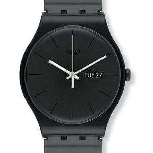 Reloj Swatch para hombre con correa de plástico