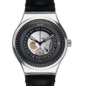 Reloj Swatch para hombre futurista