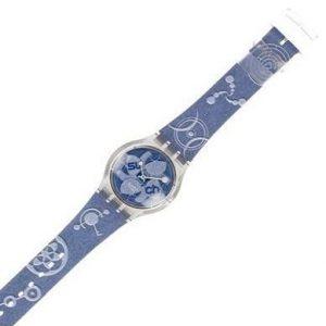 Reloj Swatch para niño con correa de plástico