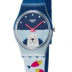 Reloj Swatch para niño de silicona