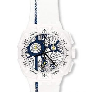 Reloj Swatch para niño Streep Map Blue