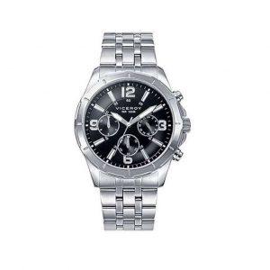 Reloj Viceroy de hombre de acero inoxidable