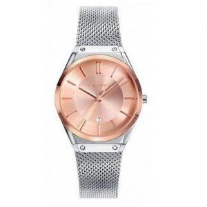 Reloj Viceroy mujer con correa de acero