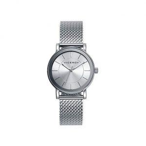 Reloj Viceroy mujer plata y cuarzo