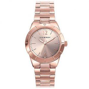 Reloj Viceroy mujer rosa platino