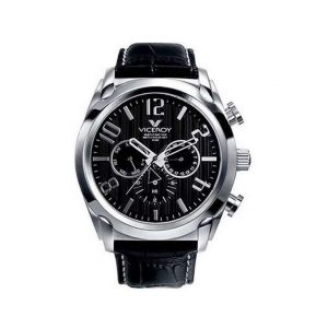 Reloj Viceroy para hombres con correa de piel