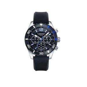 Reloj Viceroy para hombres con correa de silicona